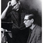 Bill Evans, Jim Hall (standing)