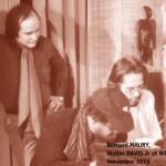 Bernard Maury avec Walter Davis et Bill Evans (1979)