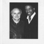 Bernard Maury et Herbie Hancock