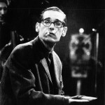 Bill Evans at the piano