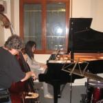 Masterclass (26 janvier 2009) Joe Fonda et Ramon Lopez : Hyo Min Sim (piano)