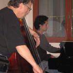 Masterclass (26 janvier 2009) Joe Fonda et Ramon Lopez : Julian Jimenez (piano)