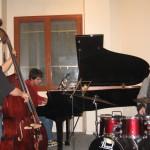 Masterclass 26 janvier 2009 : Joe Fonda, Ramon Lopez, Marino Palma (piano)