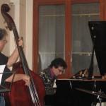 Masterclass (26 janvier 2009) Joe Fonda et Ramon Lopez : Neil Schmitt