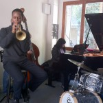 Masterclass 2011 - Jason Palmer, Agnès Allouch (piano)