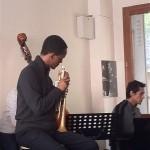 Masterclass 2011 - Jason Palmer, Julian Jimenez (piano)