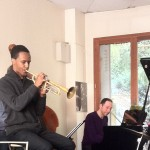Masterclass 2011 - Jason Palmer, Emmanuel Keller (piano)