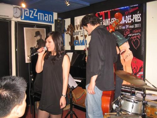 Shan Shan Fan et Christophe Dal Sasso