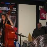 Concert du 19 juin au Café Universel (Atelier Salsa et Latin Jazz dirigé par Maurice Coppola - Leïla Renault et Maurice Coppola)
