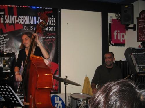Leïla Renault et Maurice Coppola : atelier salsa et latin jazz