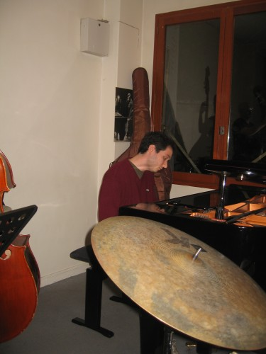 Masterclass du 21 novembre : Scott Colley