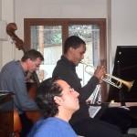 Masterclass 2011 - Jason Palmer, Patrick Laroche, Bruno Angelini