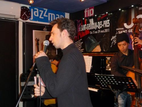 Cyril Andrieu-Lacu et David Gousset
