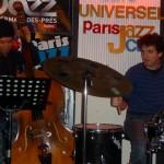 David Gousset et Damien Françon