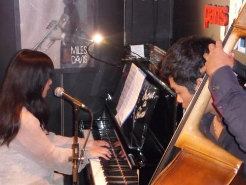 Yuki Ogawa et David Gousset