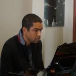 Jam session 2013-2014- Anton Fuchs (élève pianiste)
