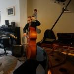 Jam session 2013-2014 - Mohamed Ali Ben Gara (contrebasse) et Raphaël Memier (piano)