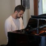 Jam session 2013-2014- Raphaël Memier (élève pianiste)