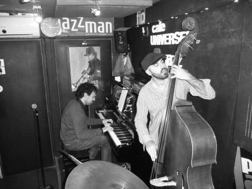 Edgar Bonilla et Maurizio
