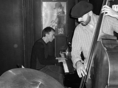 Eric Dubroca et Maurizio
