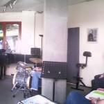 Jam session 2014-2015- Jean-Michel Cuciniello (contrebasse) & élèves