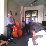 Jam session 2014-2015 - Jean-Michel Cuciniello (contrebasse), Sonal Tale (piano)