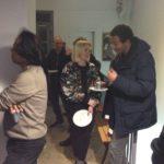 Jam session 16/12/2017 - Bao Lao, Mallory Benard, Olga Maximova, Raphaël Bein
