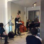 Jam session 16/12/2017 - Laurent Brendle, Mathieu Belis
