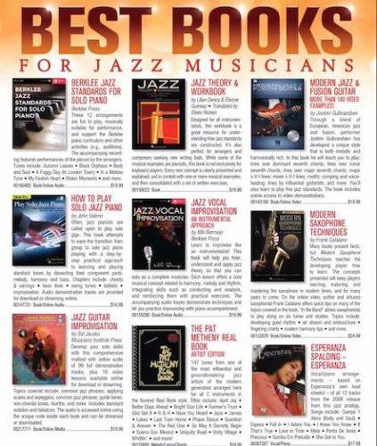 Article de presse dans Downbeat Magazine