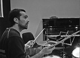 Maurice Coppola, professeur à la Bill Evans Piano Academy